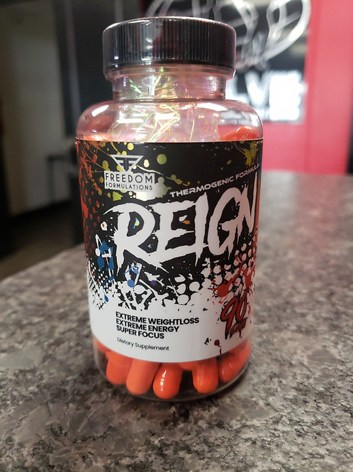 Freedom Formulations Reign fat Burner