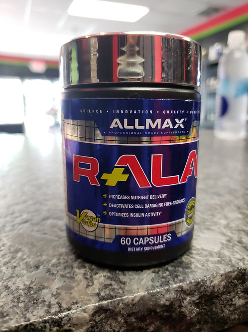 Rala by Allmax nutrient delivery and insulin activity