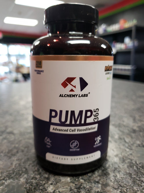 Pump 365 Alchemy Labs 🔥