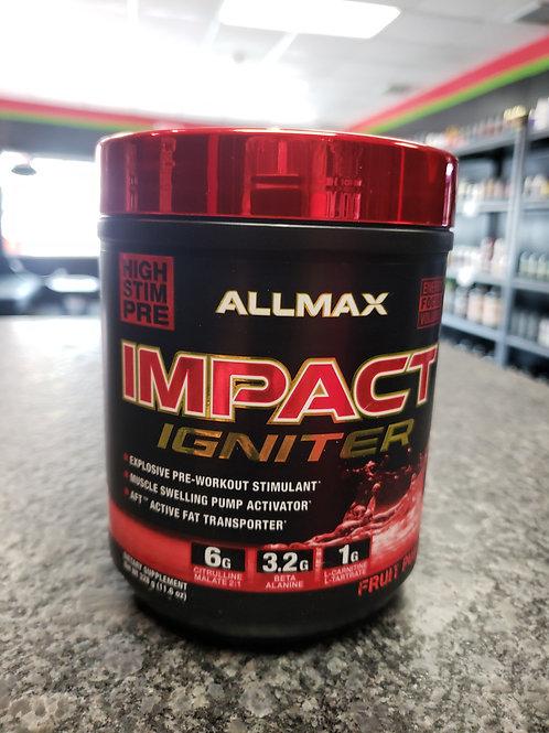 Allmax Impact Igniter High Stim Pre workout