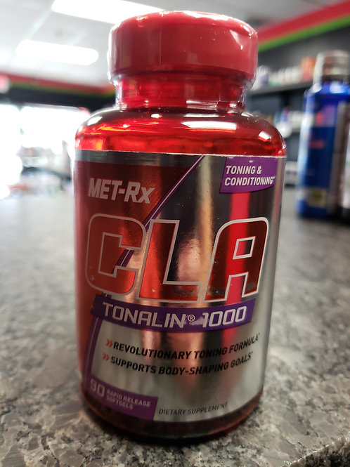 CLA Toning Formula