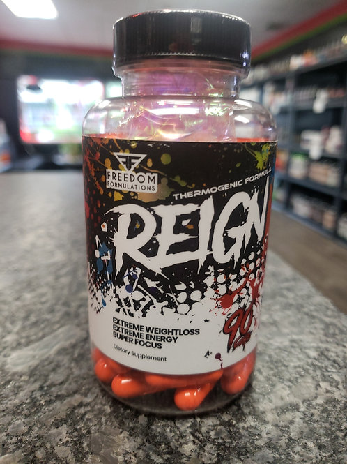 Reign by Freedom formulations