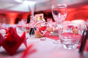 photo decoration salle mariage romantique - Studio photo Flash et moi lyon la mulatiere