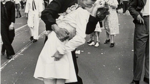 You'll know the picture, but why is it so iconic? VJ Day 75th anniversary, 15th August, 2020