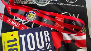 Outside The Wire - Tour De Broads 2021