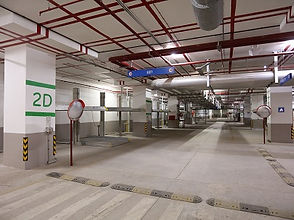 Parking Space at InspireBKC