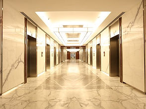 Inspire BKC Elevator Lobby
