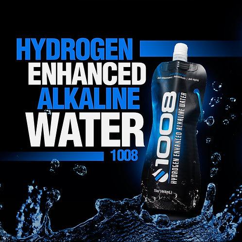 HYDROGEN ENHANCED ALKALINE WATER