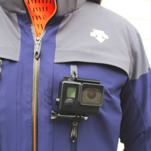 Wolf and Light l GoPro x Descente