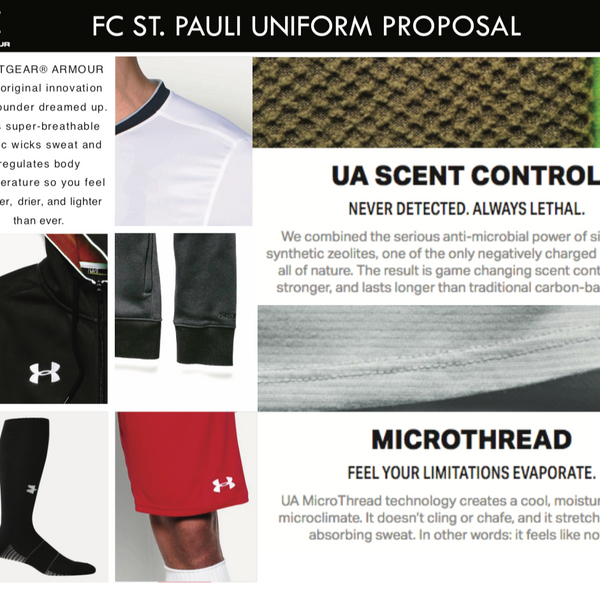 Wolf and Light l Under Armour