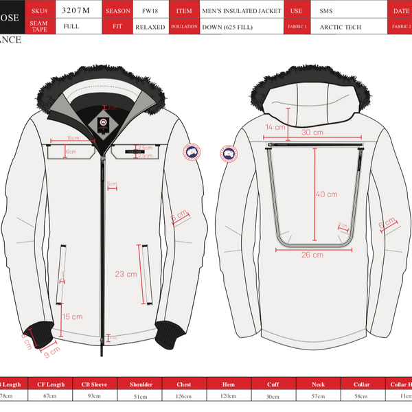 Wolf and Light l Canada Goose