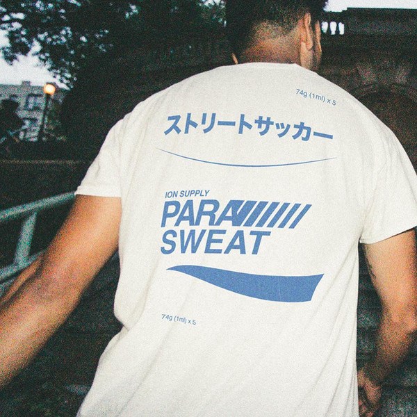Wolf and Light l Para Sportswear