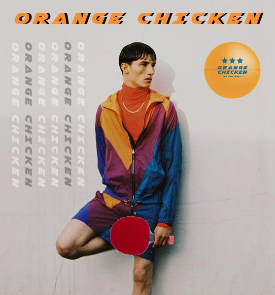Wolf and Light l Orange Chicken