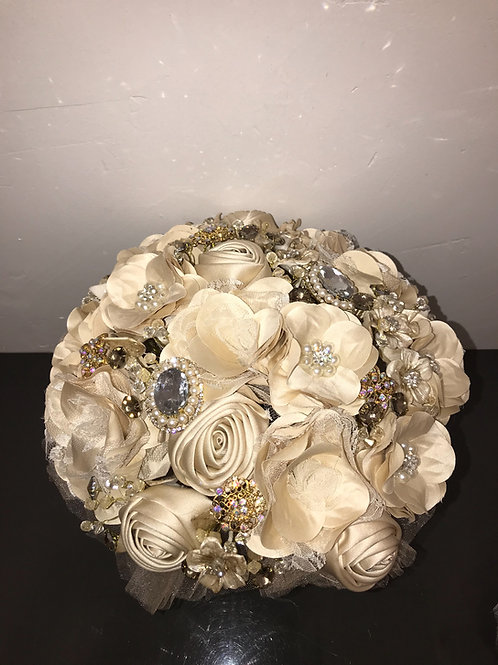 Champagne with Gold Bouquet