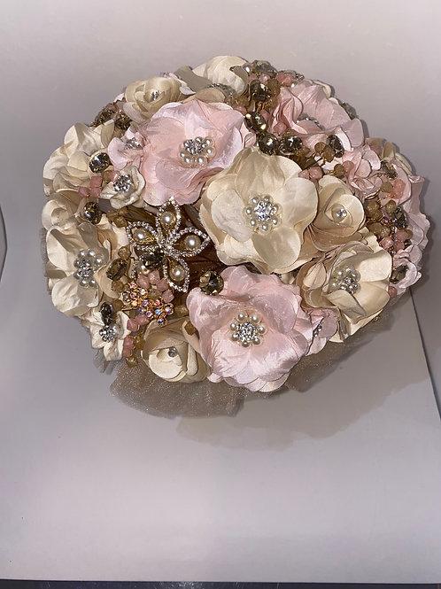 Blush & Champagne Bouquet