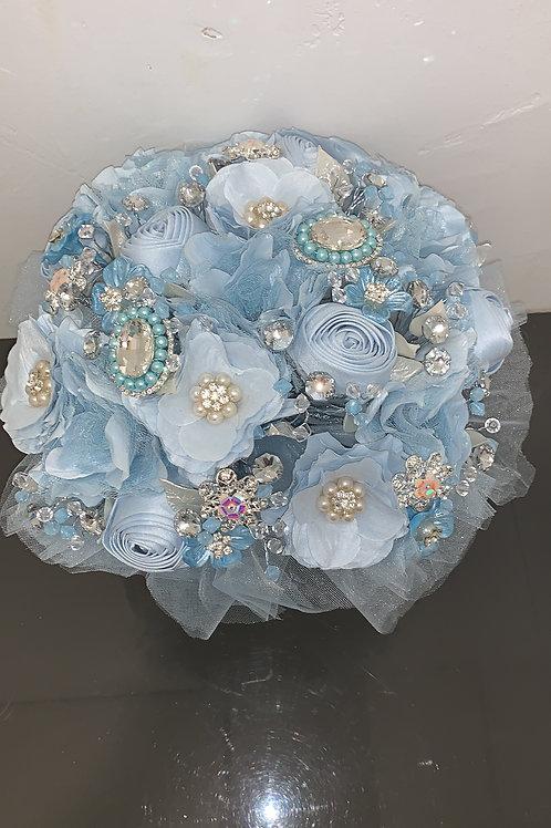 Baby Blue LUZ Bouquet