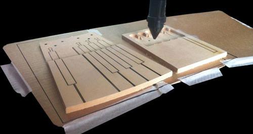 """La mesa Piano"", agencia 10:10, 2012."