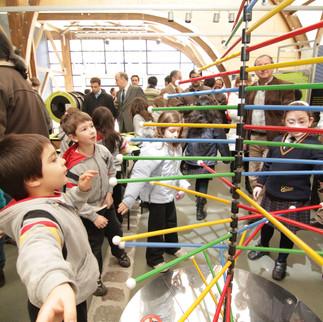"""Exposición Itinerante """"Genes, las instrucciones de la vida"""", MIM.2010"""