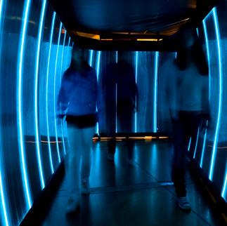 """Exposición itinerante """"Percepción, la magia de los sentidos"""", MIM.2010."""