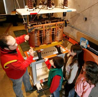 "Exposición ""Sala Energía"", MIM, 2006"