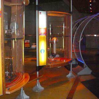Sala Electromagnetismo, MIM, 2002