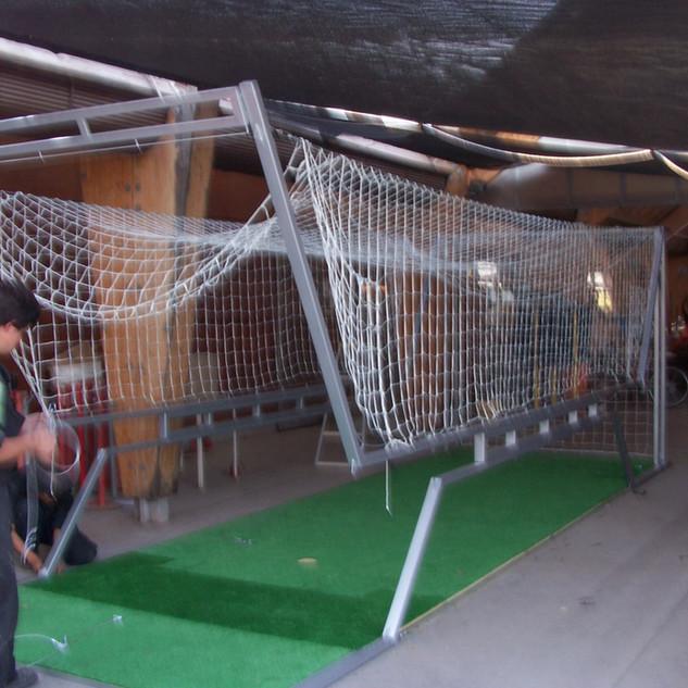 "Juego publicitario ""Chutea la pelota"", Adidas, 2003"