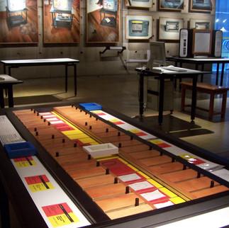 "Exposición temporal ""Turing"", MIM, 2003"