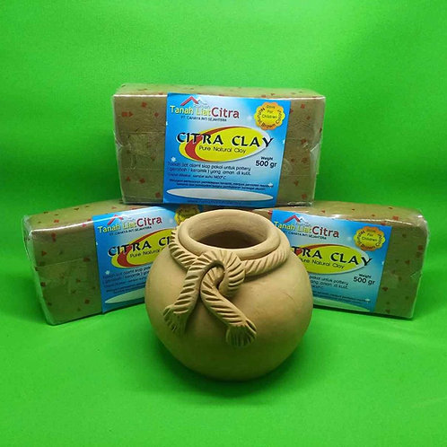 Citra Clay - Tanah Liat 500gr