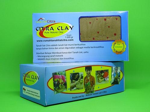 Citra Clay - Tanah Liat 1000gr