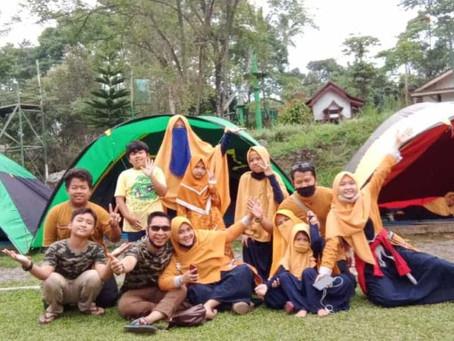 Paket Camping Kegiatan yang seru, Fasilitas menarik, Harganya terjangkau untuk keluarga & pasangan