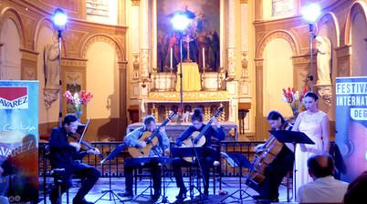 Quatuor Cantiga
