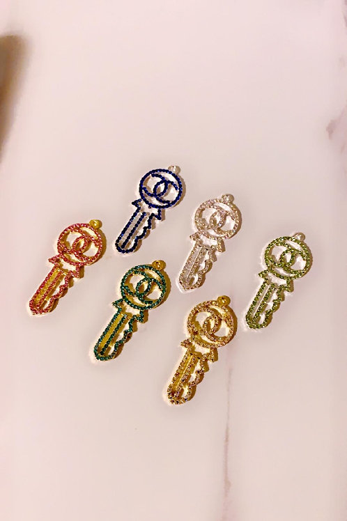 DESIGNER BLING KEYS