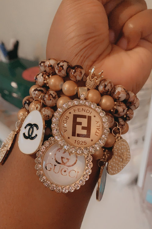 5 STACK W/ CHARMS PRE-MADE
