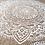 Thumbnail: 6 x Mandala jute placemat
