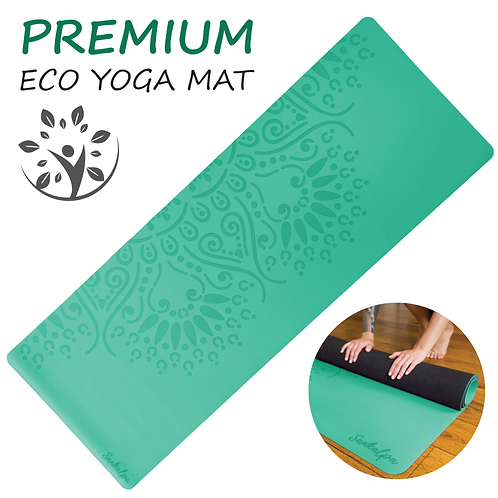 Premium PU Yoga mat Flow Trust