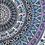 """Thumbnail: Mandala kleed """"Wisdom"""""""