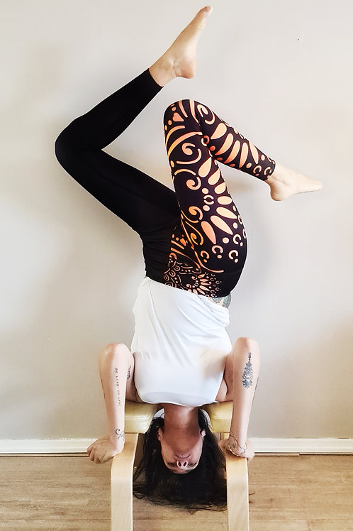 Sankalpa Yoga Legging 'Harmony' recycled PET