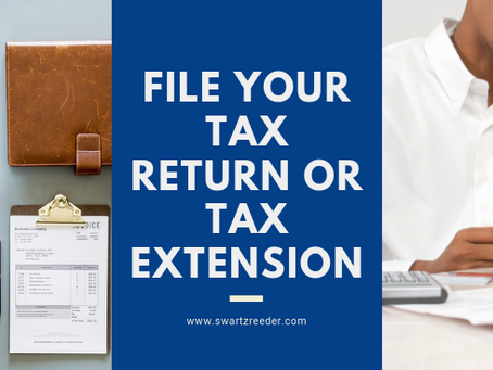 The Top Three Reasons Why Filing An Income Tax Extension May Be Your Best Option