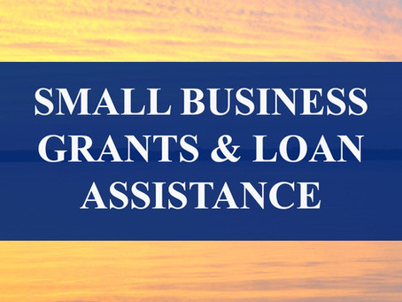 New Illinois State Programs For Emergency Assistance For Illinois' Small Business Community
