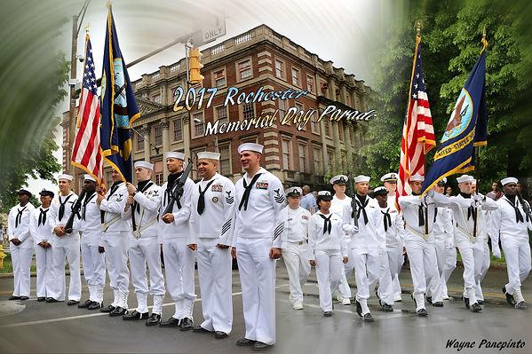 Memorial Day Parade Rochester NY