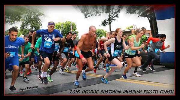 George Eastman Museum Photo Finish 5k