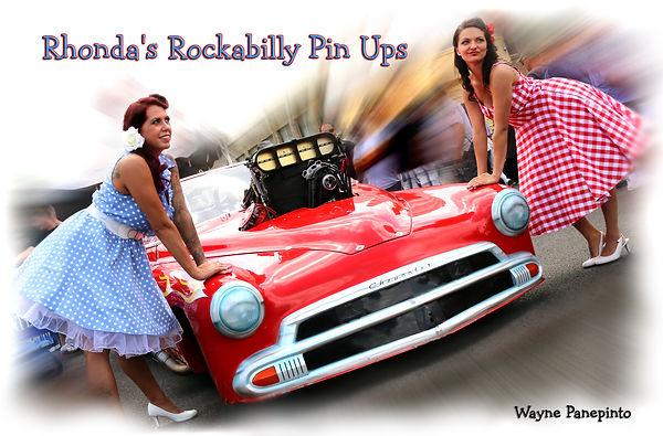 Rhonda's Rockabilly Pin Ups