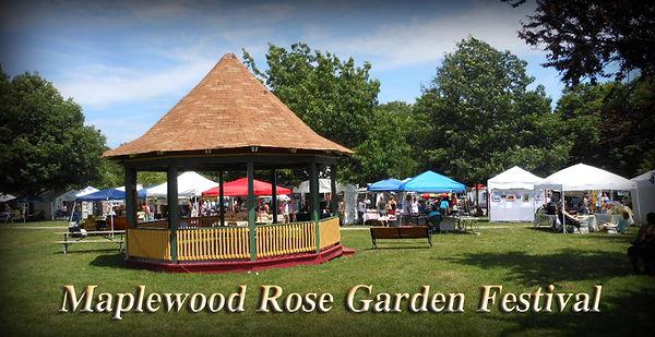 Maplewod Rose Garden Festival
