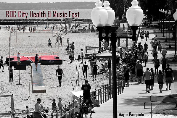 Roc City Health & Music Fest