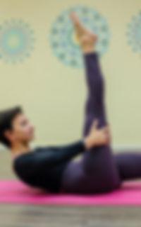 Mat Pilates Class