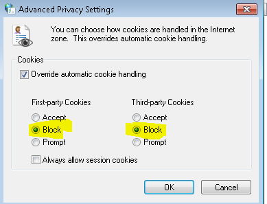 How computer cookies work