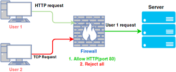 Next Generation or Packet Filter Firewall?