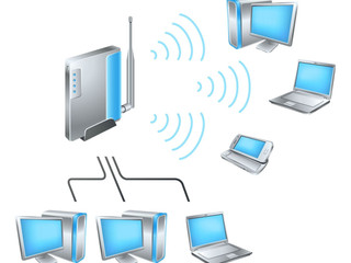 How to find saved wifi password on Windows systems.