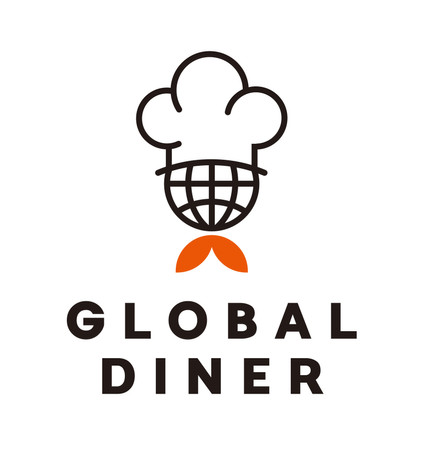 『GlobalDiner』ロゴ