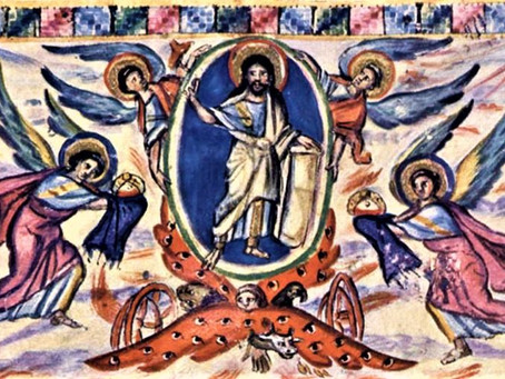 May 21st ♱ Feast of the Ascension (Sulaqa) Raza Qadisha